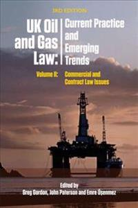 UK Oil and Gas Law