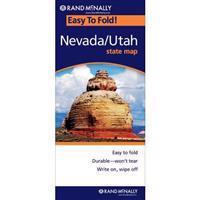 Rand McNally Nevada/Utah Easyfinder