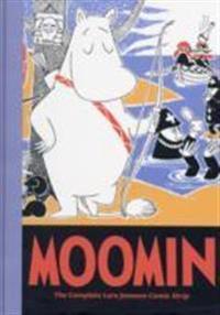 Moomin Book Seven: The Complete Tove Jansson Comic Strip