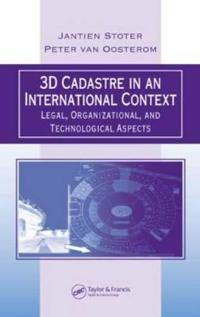 3D Cadastre In An International Context