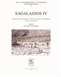 Sagalassos IV