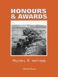 HonoursAwards 1854-19141920-1939