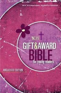 NIrV, Gift and Award Bible for Young Readers, Anglicised Edition, Softcover, Pink
