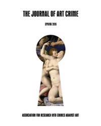 The Journal of Art Crime: Spring 2016 (Volume 15)