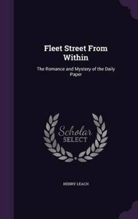 Fleet Street from Within