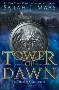 Tower of Dawn - Sarah J. Maas - böcker (9781681195773)     Bokhandel