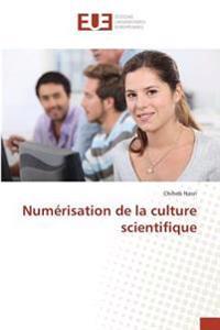 Numérisation de la culture scientifique
