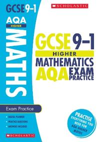 Maths Higher Exam Practice Book for AQA