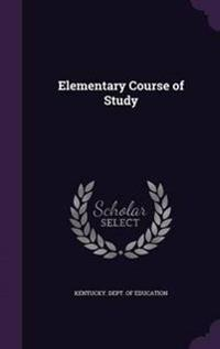 Elementary Course of Study