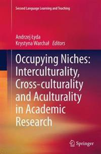 Occupying Niches