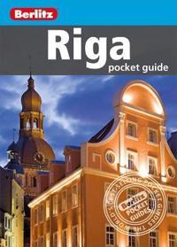 Berlitz: Riga Pocket Guide