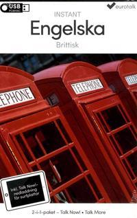 Instant USB Engelska Brittisk