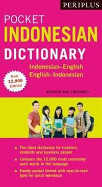 Periplus Pocket Indonesian Dictionary
