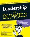Leadership for Dummies.