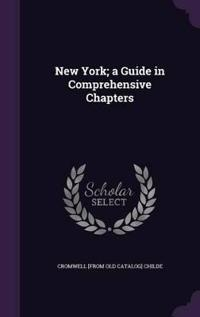 New York; A Guide in Comprehensive Chapters