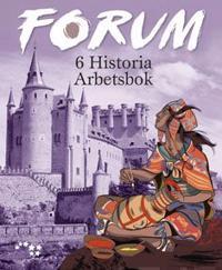 Forum 6 historia arbetsbok (på svenska)