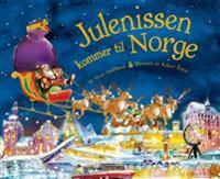 Julenissen kommer til Norge