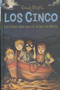 Los Cinco otra vez en la isla de Kirrin