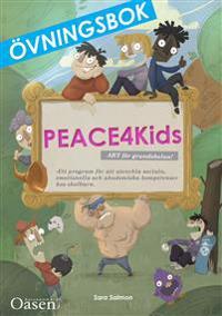 PEACE4kids : ART för grundskolan (övningsbok)