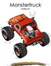 Monstertruck-Malbuch 1