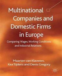 The Multinational Companies and Domestic Firms in Europe