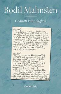 Godnatt kära dagbok