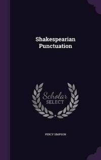 Shakespearian Punctuation