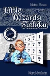 Little Wizards Sudoku: Hard Sudoku
