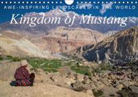 Awe-Inspiring Landscapes of the World: Kingdom of Mustang / UK-Version 2017