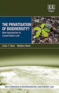 The Privatisation of Biodiversity?