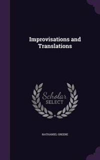 Improvisations and Translations