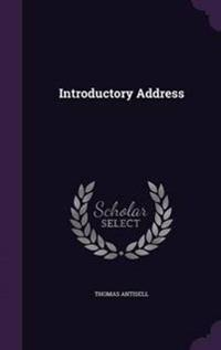 Introductory Address