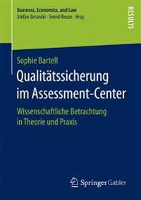 Qualit tssicherung Im Assessment-Center