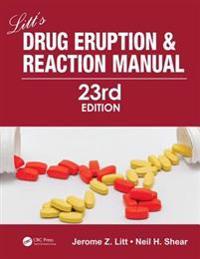 Litts drug eruption and reaction manual
