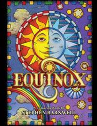 Equinox, a Colouring Book: International Edition