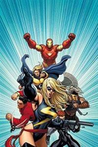 Mighty Avengers: The Complete Collection
