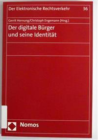 Der Digitale Burger Und Seine Identitat