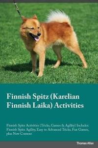 Finnish Spitz Karelian Finnish Laika Activities Finnish Spitz Activities (Tricks, Games & Agility) Includes