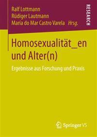 Homosexualität En Und Altern