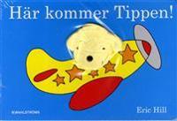 Här kommer Tippen! : bok med fingerdocka