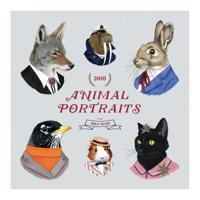 Berkley Bestiary Animal Portrait 2018 Calendar