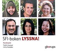SFI-boken LYSSNA! Kurs B och C, CD-audio