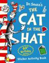 Cat in the hat sticker activity book