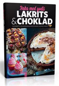 Baka med godis, lakrits & choklad