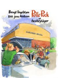 Pelle Puck på hockeyläger