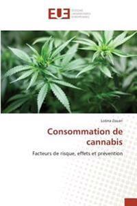 Consommation de cannabis
