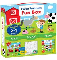 Farm Animals Fun Box