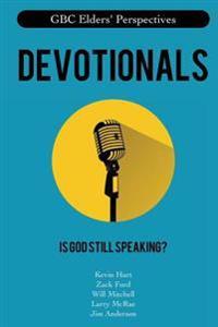 Devotionals: Is God Still Speaking?