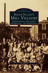 Rhode Island's Mill Villages