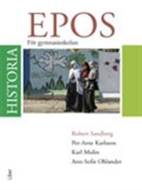 Epos - Robert Sandberg, Per-Arne Karlsson, Karl Molin, Ann-Sofie Ohlander pdf epub